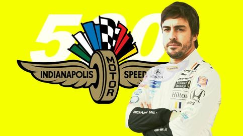 Fernando Alonso, confinado para unas 500 Millas de Indianápolis aún en el aire
