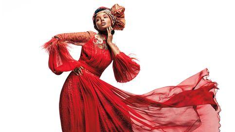 Las mujeres musulmanas siguen las modas (a su modo)