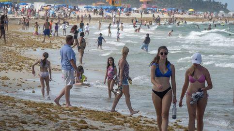 Récord de contagios en EEUU, Brasil, México y Panamá mientras siguen con la reapertura
