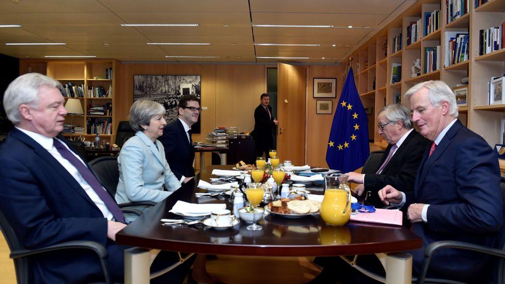 Las divisiones en el Gobierno de May ponen en peligro el acuerdo final del Brexit