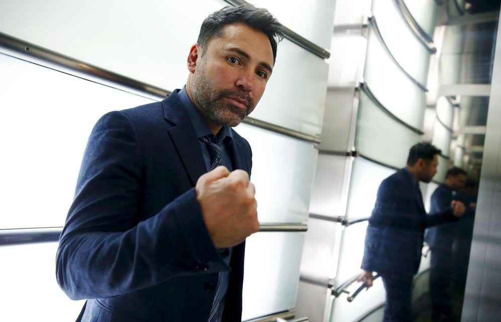 Foto: En la imagen, Óscar de La Hoya. (Reuters)
