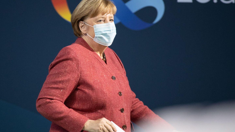 Angela Merkel. (Reuters)