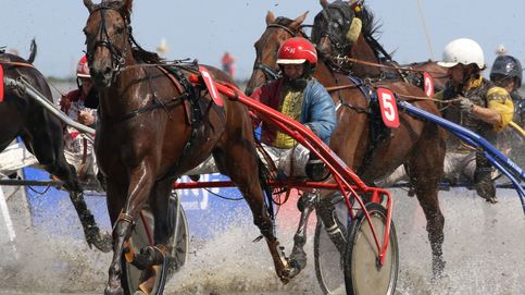 Carrera de caballos en Alemania