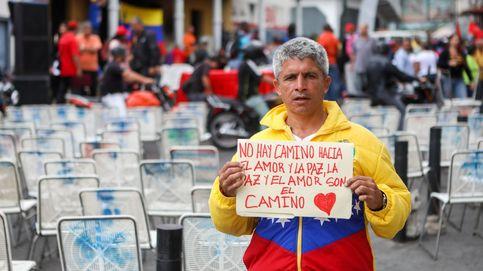 Venezuela, para exaltados españoles