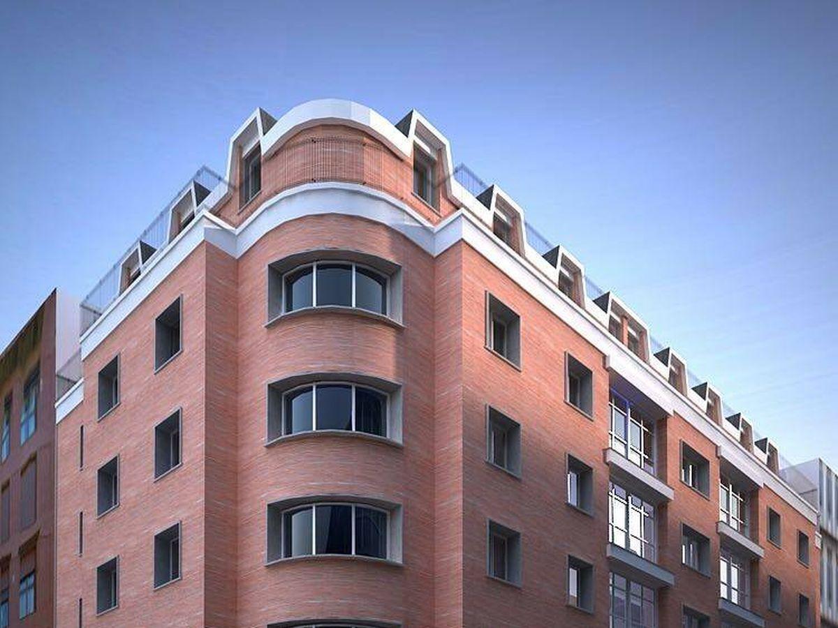 Foto: Residencia de Student Properties en Madrid.