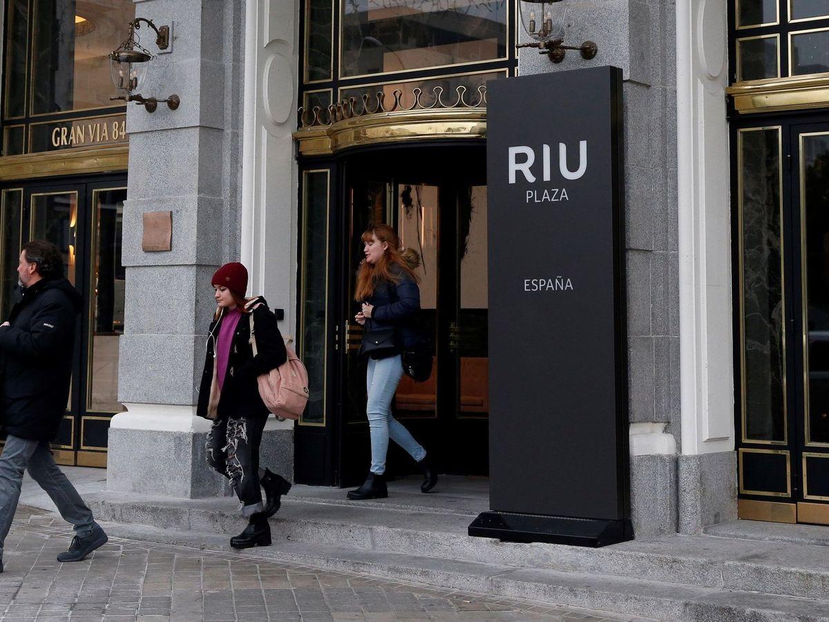 Foto: Hoteles Riu (EFE)