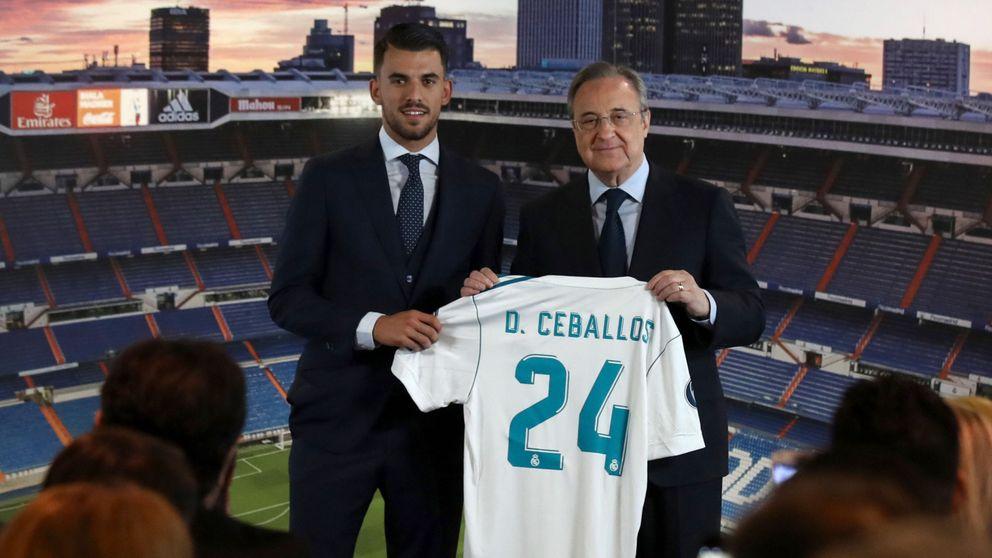 El Real Madrid y su infatigable búsqueda de 'asensios' por todo el mundo