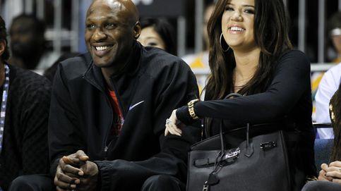 Khloé Kardashian, aliviada: su ex Lamar Odom sale del coma y habla con ella