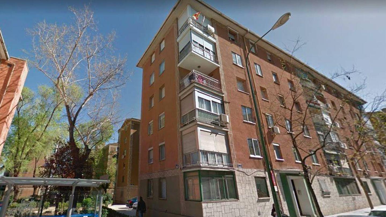 Ejemplo de viviendas de la calle Caramuel, Madrid.