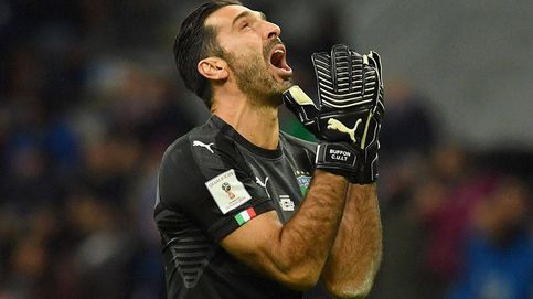 ¡Porco Dio!. El próximo partido de Gianluigi Buffon, en manos de Dios