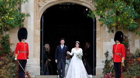 Así hemos vivido, en directo, la boda de Eugenia de York y Jack Brookbank