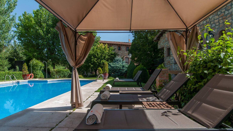 Un refugio natural a un paso de Madrid, el hotel Molino de Alcuneza.