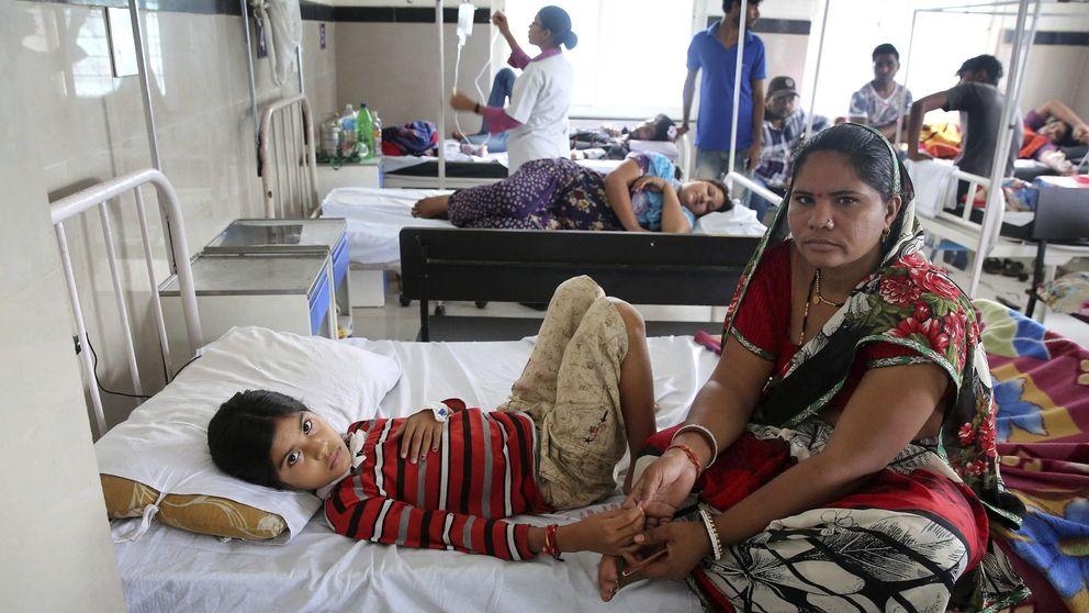 La India, epicentro de las superbacterias resistentes a los medicamentos