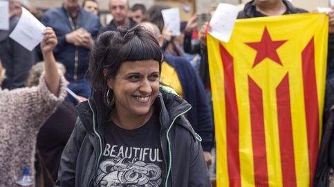 La CUP desvió 168.666 euros del Parlament para pagar publicidad del referéndum