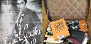 Post de Una vida en dos maletas: aparece el equipaje escondido de un bailarín de los años 60