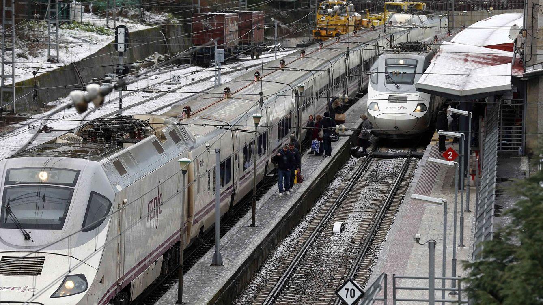 Huelga de Renfe: cancelados hoy 154 trenes AVE y regionales