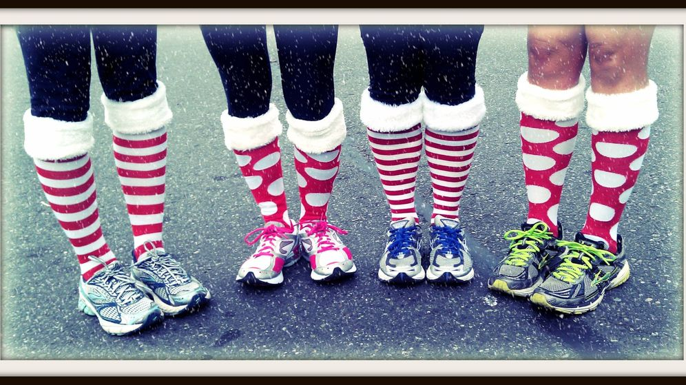 Foto: Regalos de Navidad parar 'runners'. (CC/Flcikr/RVWithTito.com)