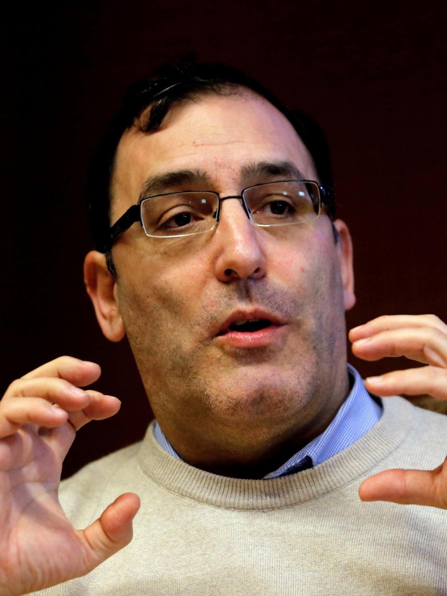 El juez Eloy Velasco. (EFE)