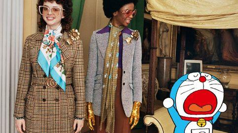 ¿Por qué Doraemon es la nueva estrella de la moda?