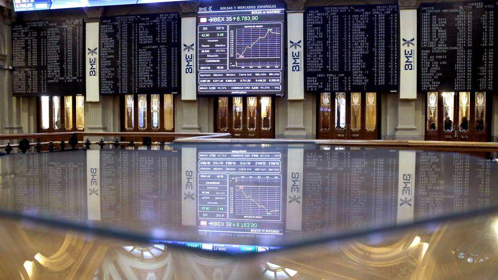 Los bancos del Ibex ganan 11.651 millones de euros en 2015, un 8,1% más