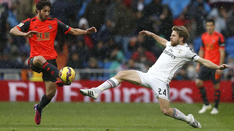 Illarra asume que tiene que irse del Real Madrid, pero no cedido sino traspasado