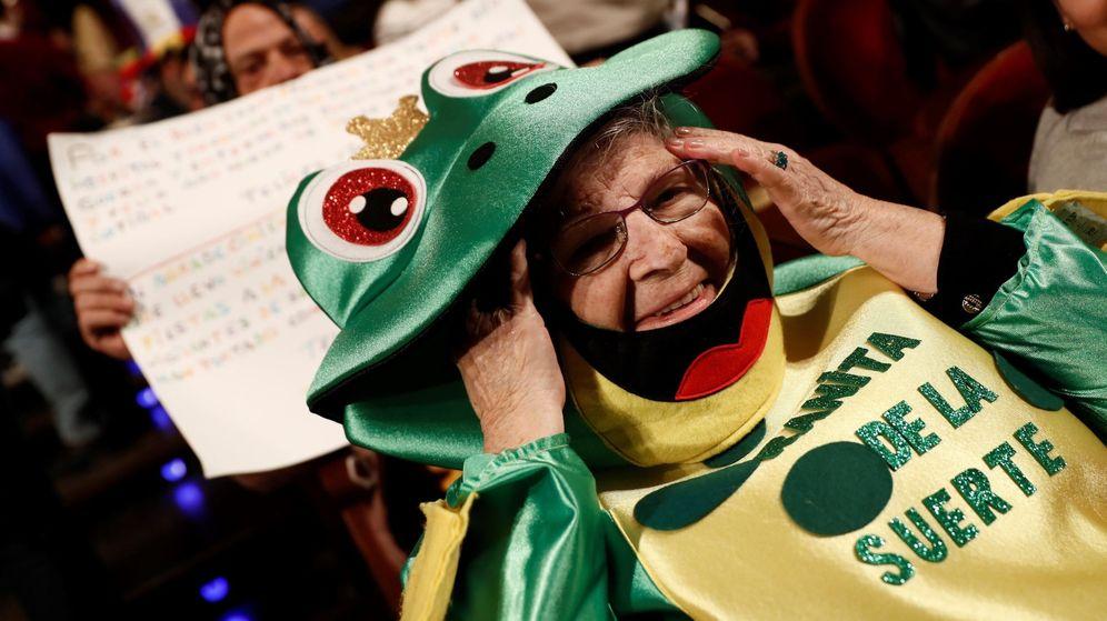 Foto: Loteria navidad