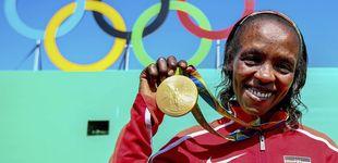 Post de La campeona olímpica de maratón, Sumgong, sancionada 4 años por dopaje