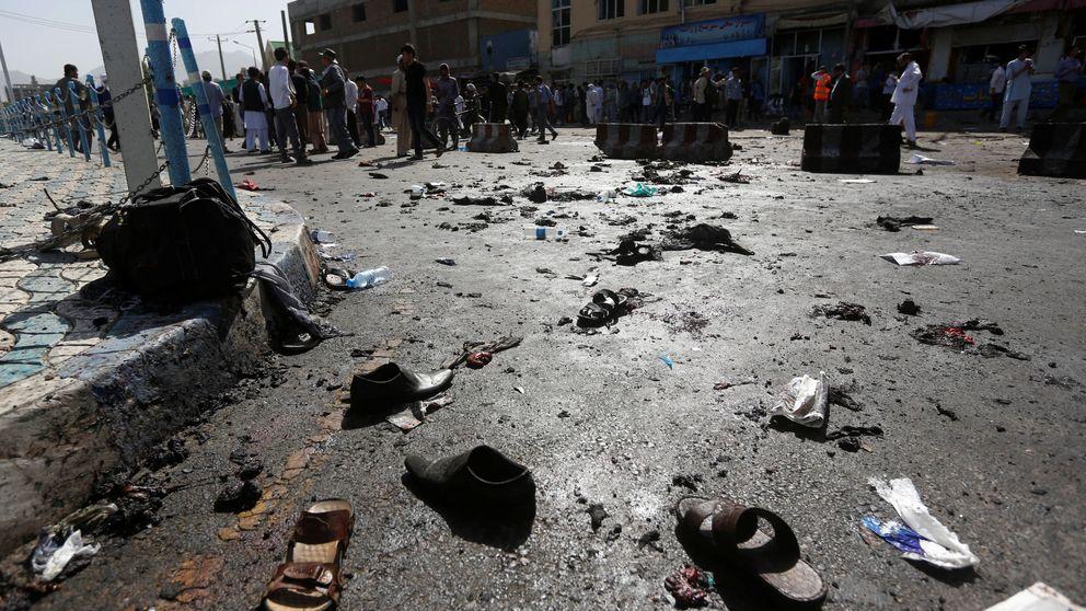 Dos atentados del EI se cobran más de 100 muertos en Irak y Afganistán