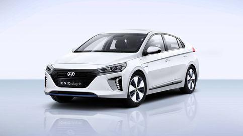 Hyundai completa su gama Ioniq con el híbrido enchufable