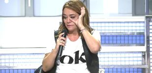 Post de Toñi Moreno abandona rota 'MYHYV' tras creer que Teresa Campos ha muerto