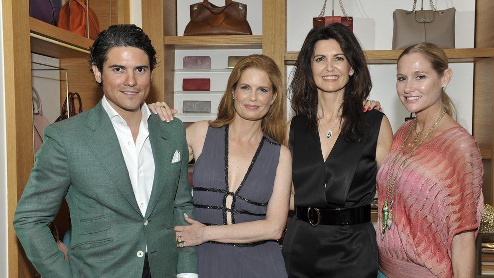 Olivia de Borbón y Fiona Ferrer viven un 'fin de semana de lujo' en Marbella