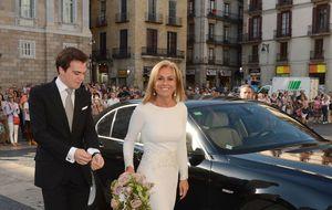La boda de Rosa Clará, la 'reina de las novias'