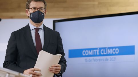 El PP gallego aprueba en solitario la ley que multa por negarse a la vacuna contra el covid