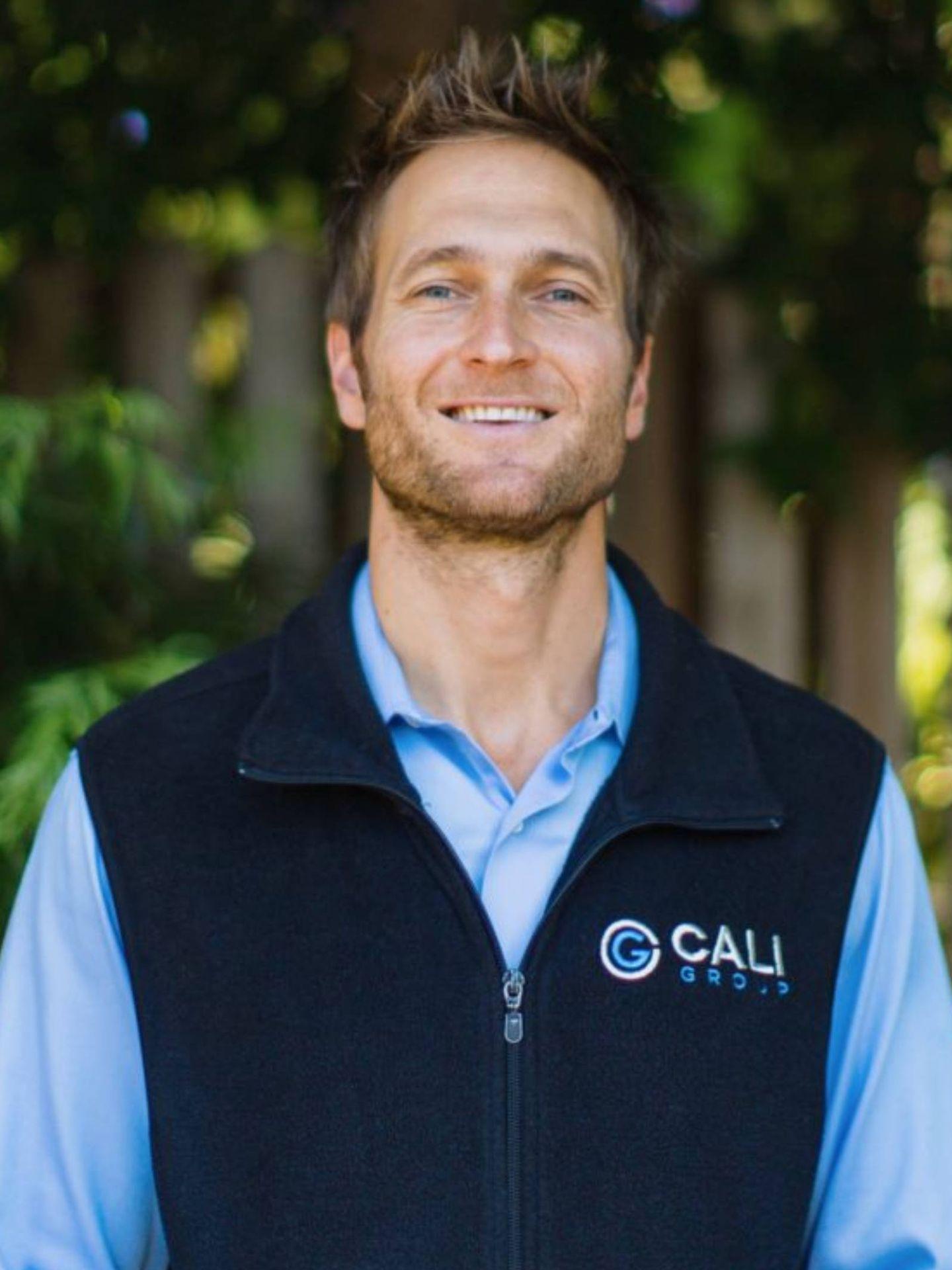 John Miller, en una imagen de la web de Cali Group. (Cortesía)