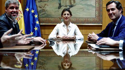 Garamendi ve complicado un acuerdo de los ERTE y Sordo apunta a posiciones alejadas