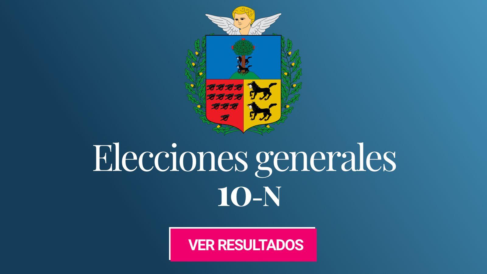 Foto: Elecciones generales 2019 en Barakaldo. (C.C./EC)