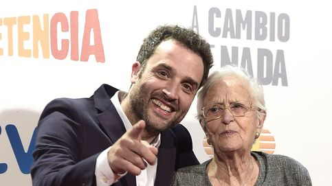 Daniel Guzmán se rodea de amigos para el estreno de su primera película