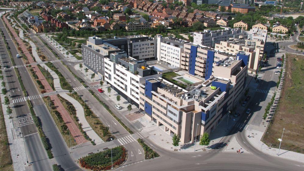 Foto: Pryconsa cierra en Valdebebas la mayor operación de suelo: 56,7 millones de euros.