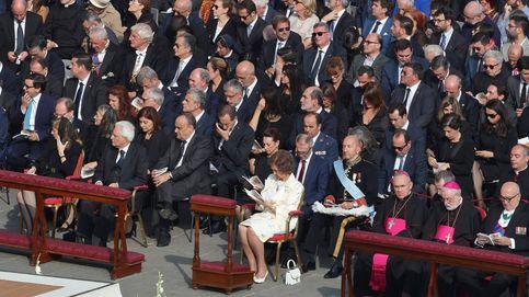 Roma, punto de encuentro de las reinas Letizia y Sofía esta semana