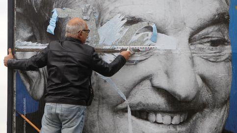 ¿Qué pinta George Soros en la moción de censura a Pedro Sánchez?