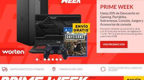 Media Markt y Worten contraatacan a Amazon Prime Day con sus propias 'rebajas'