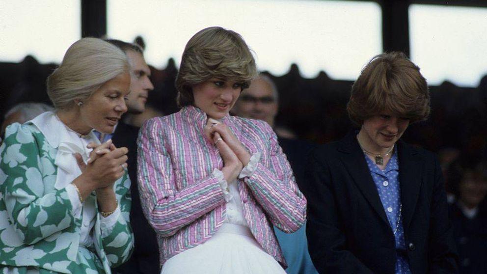 Lady Di llevó los mejores looks de toda la historia de Wimbledon