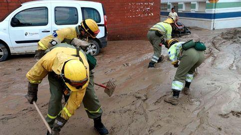 Las lluvias y tormentas continúan este domingo en gran parte de España
