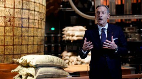 ¿Otro empresario en la Casa Blanca? El dueño de Starbucks se lanza a la política