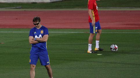 La Federación insta a Piqué a que no utilice sus redes sociales con la Selección