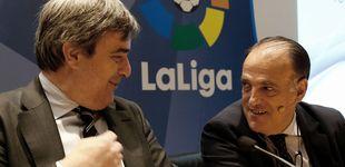 Post de La Liga de Tebas quería a Miguel Cardenal para sustituir a Ángel Villar