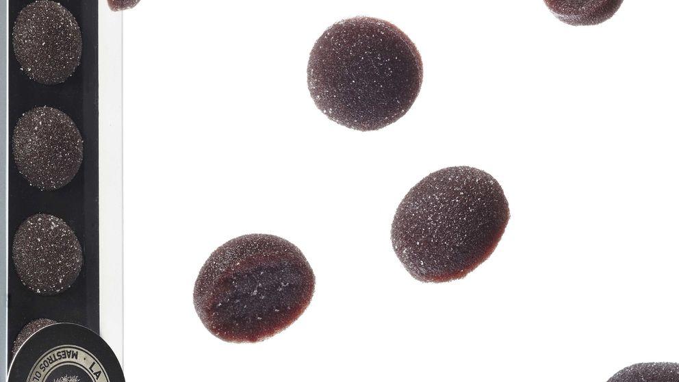 Gominolas de aceituna negra