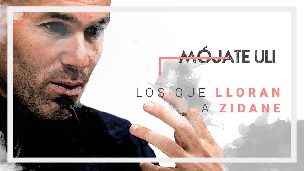 Los daños colaterales en la plantilla del Real Madrid con la salida de Zidane