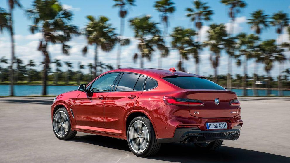Nuevo BMW X4, más largo y más ancho e igual de deportivo