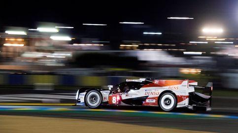 El sufrimiento en el primer día del Toyota 8 de Fernando Alonso en Le Mans